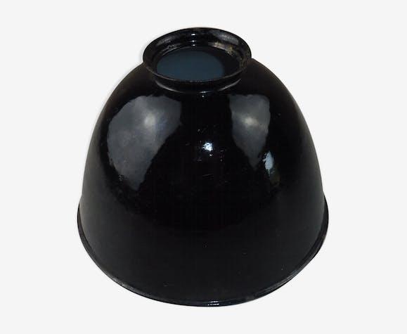 Ancienne cloche de lampe industrielle, AEG, art deco / vintage