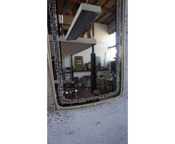 Vintage mirror 42x80cm