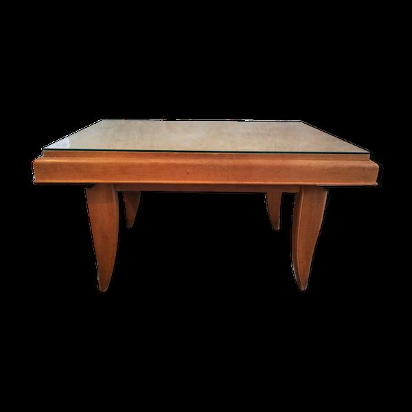 Table basse modulable en table de Salle à manger Magic d'Albert Ducrot