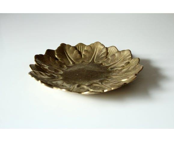 Brass trinket bowl