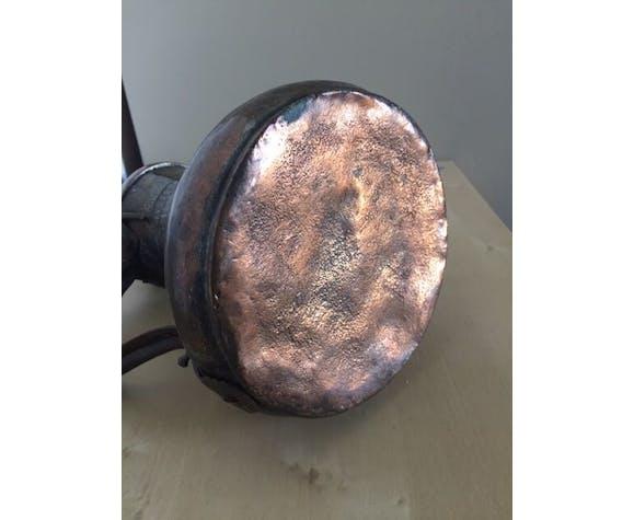 Carafe cuivre avec bec