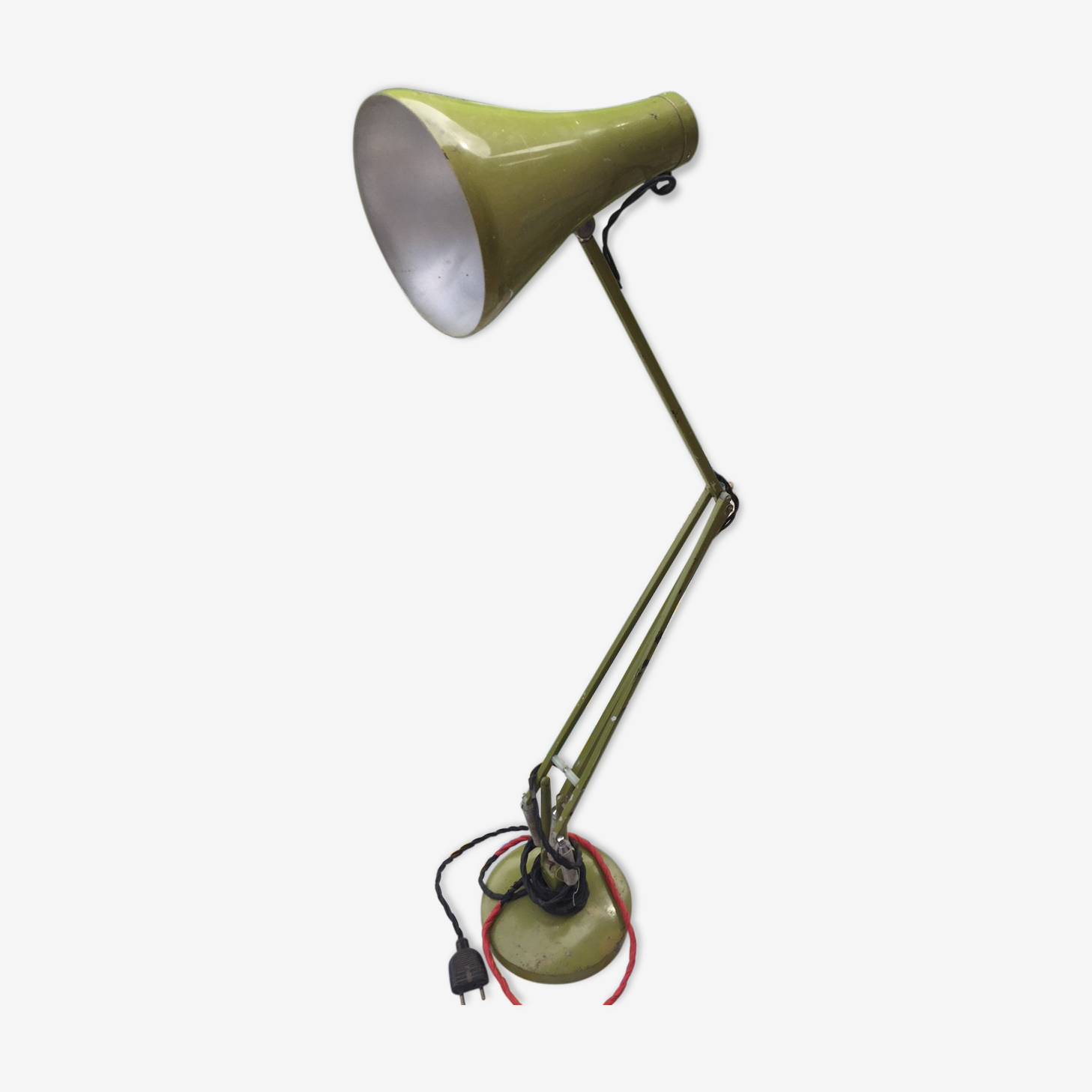 Lampe architecte  vintage Anglepoise Herbert Terry