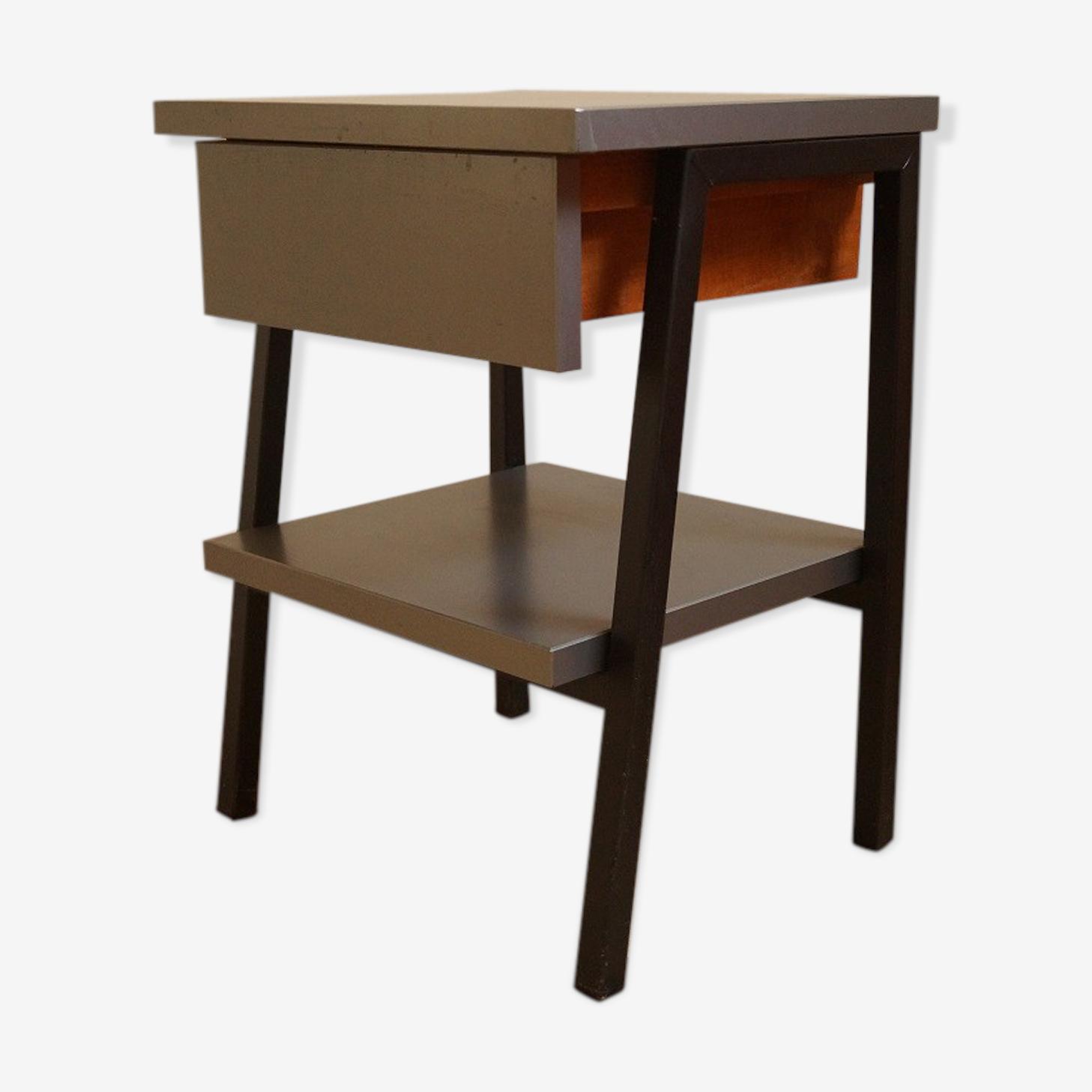 Table de chevet 1970