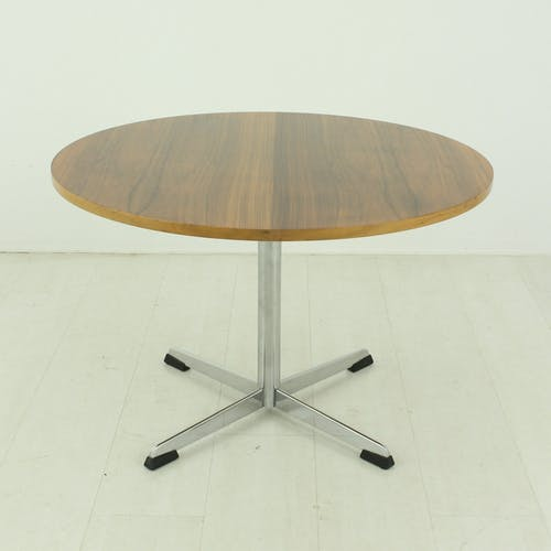 Round side table from the 70s