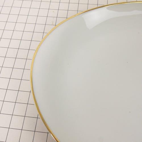 Plat ovale en porcelaine Limoges