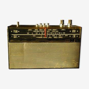 Vintage Philips radio
