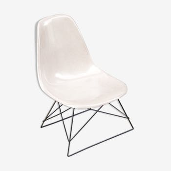 Low Rod Base cats cradle Eames vintage Herman Miller Chair