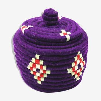 Berber purple box