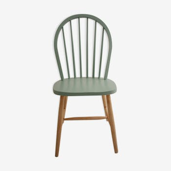 Chaise design industrielle scandinave vintage d 39 occasion for Chaise western