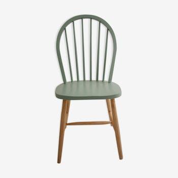 Chaise design industrielle scandinave vintage d 39 occasion for Chaise a barreaux