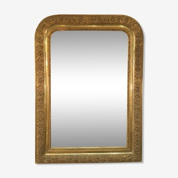 Mirror Golden mouldings XIX