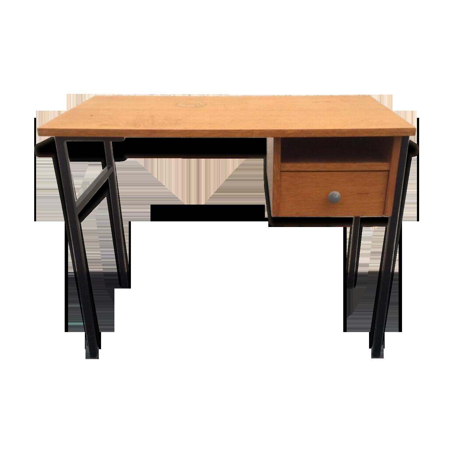 Bureau d adolescent des années bois matériau bois