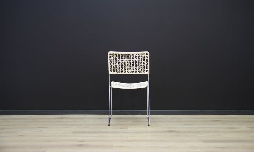 Chaises vintage 60/70