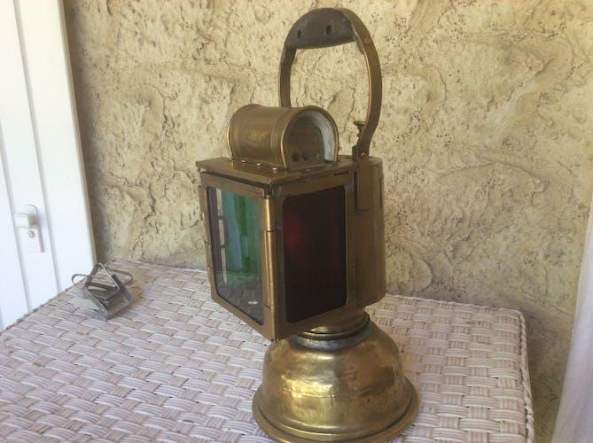 Lanterne sncf