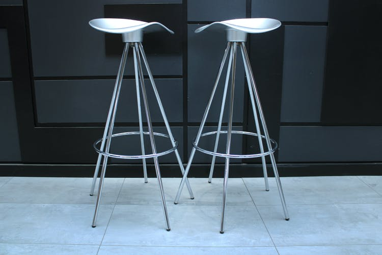 Design stools Pepe Cortes edited by Amat Spain