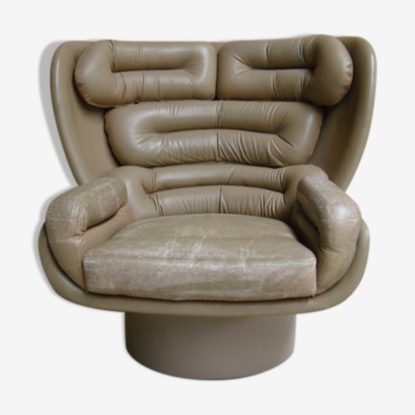 "Armchair ""Elda"" Joe Colombo 1960"