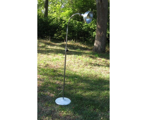 Lampadaire télescopique design