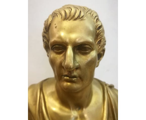 Buste de Jules César