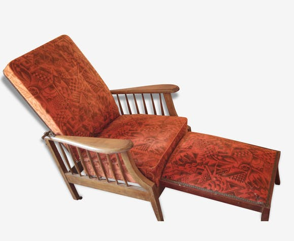 chaise longue morris
