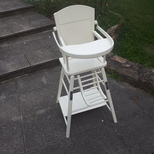High child chair, 50s