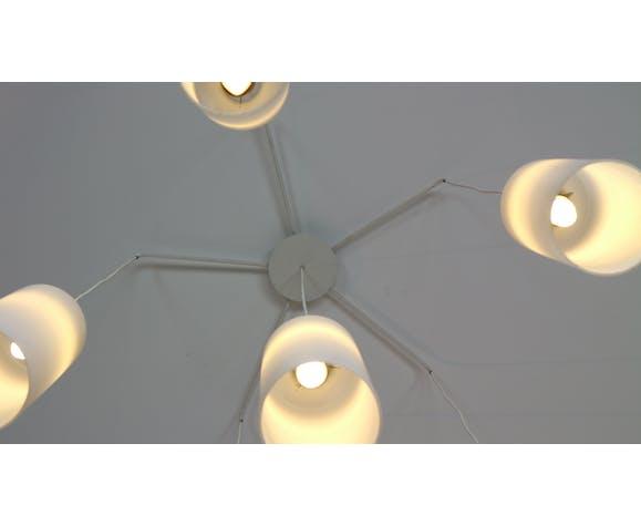 Hanging lamp, Netherlands, 1950 s