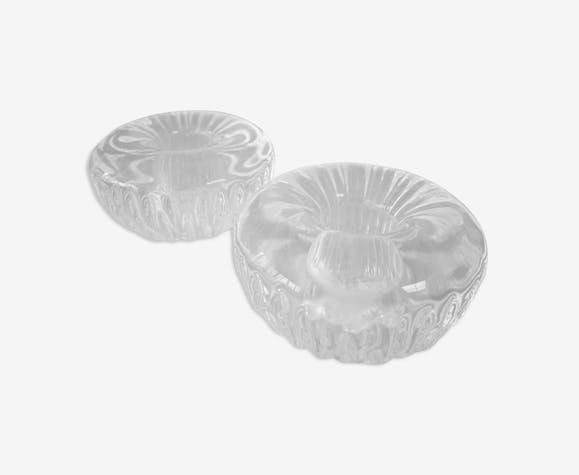 Bougeoirs bulles