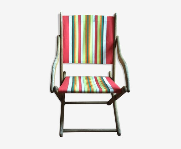 fauteuil jardin pliant vintage - Fauteuil Jardin Pliant