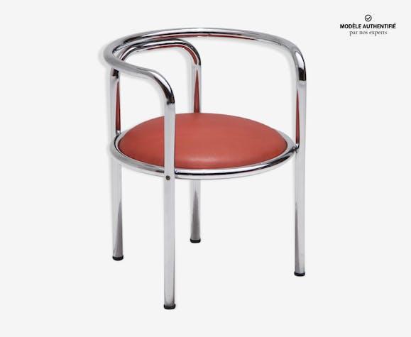 Chaise locus solus par Gae Aulenti 1963