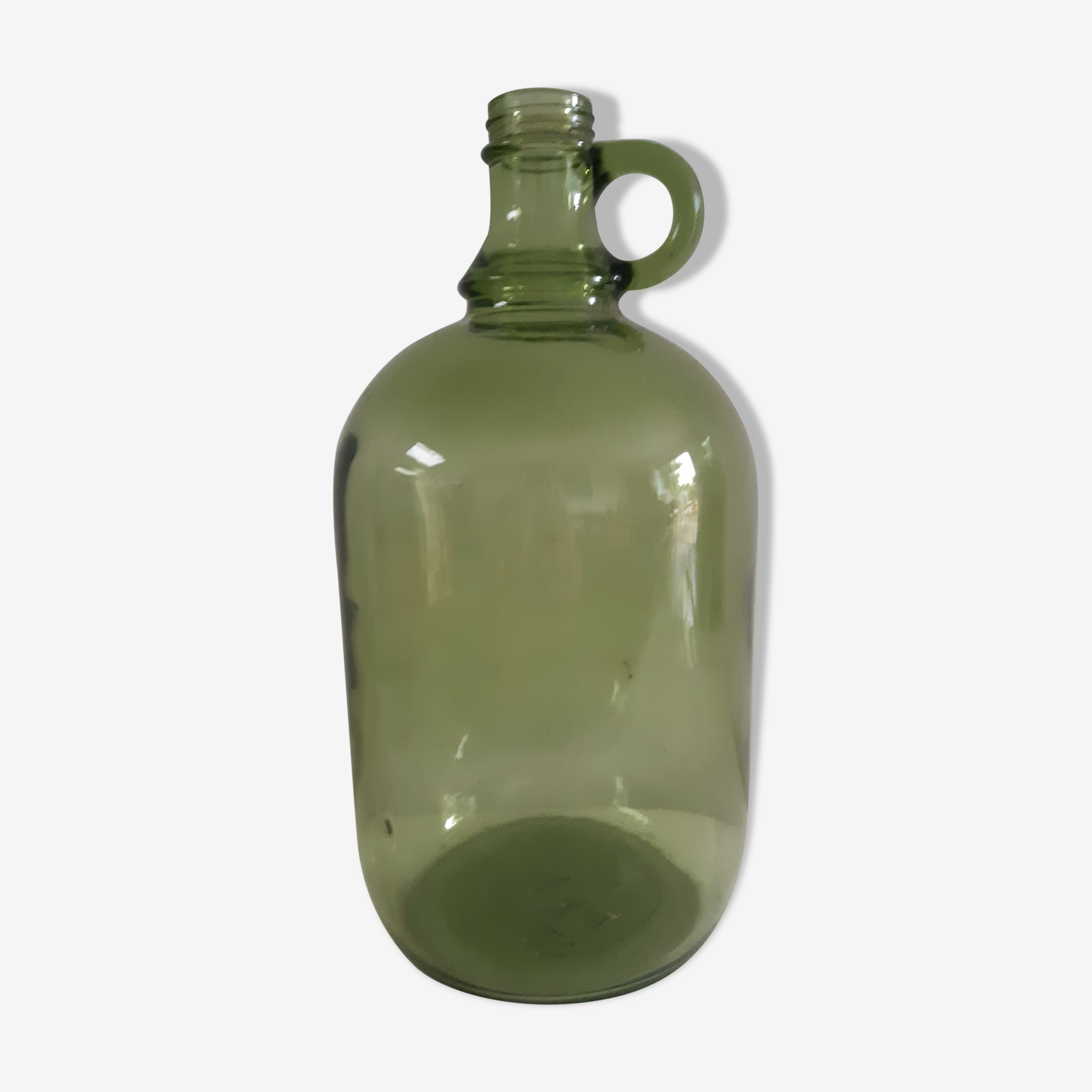 Green demijohn