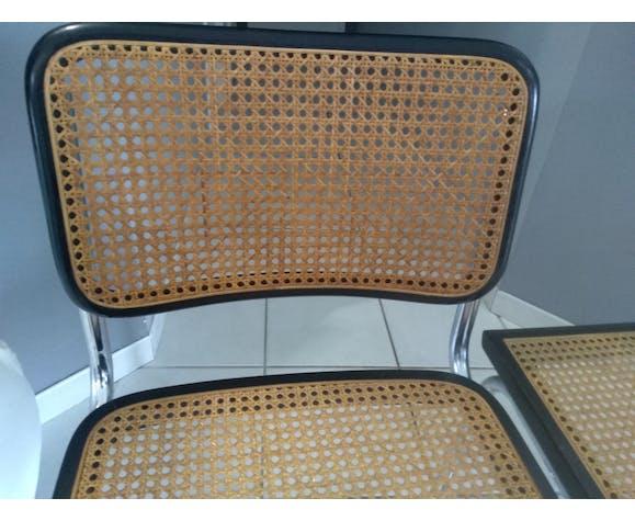 Paire de chaises 1986