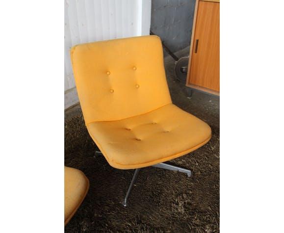 Geoffrey Harcourt Voor Artifort Design Fauteuil.Fauteuil Chauffeuse Artifort Geoffrey Harcourt Selency