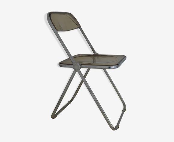 Chaise Pliante Plexi Vintage