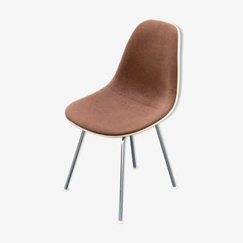"Chair ""DSX"" by Charles and Ray Eames edition Herman Miller fiberglass"