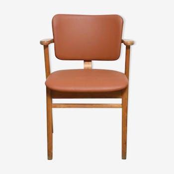 Chair Domus by Ilmari Tapiovaara for Keravan Puuteollisuus 1950 s