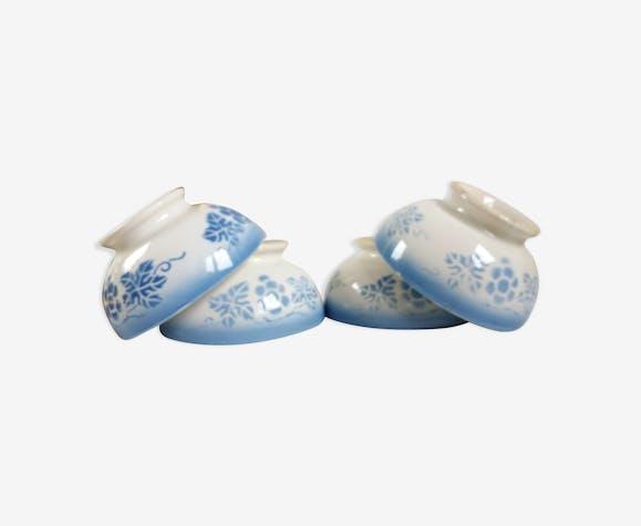 Set 4 bowls Sarreguemines
