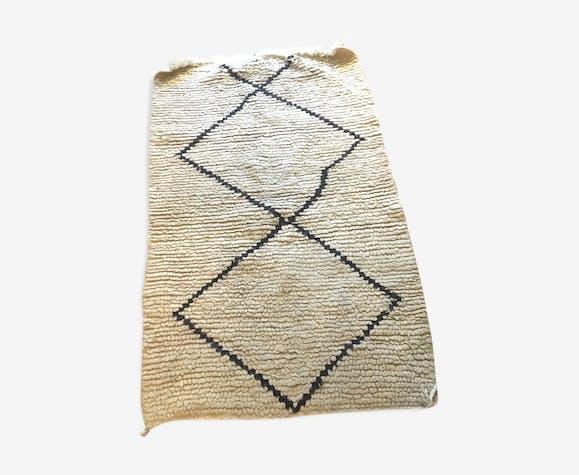 Tapis berbère, fait main 140cm x 80cm