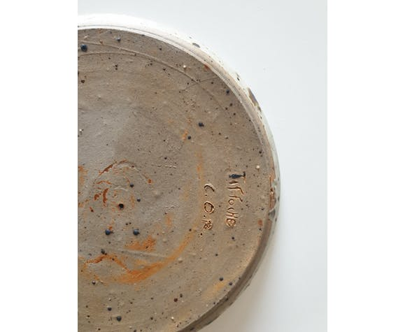 Set de tasses et soucoupes de Gustave Tiffoche
