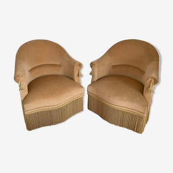 Toad armchairs