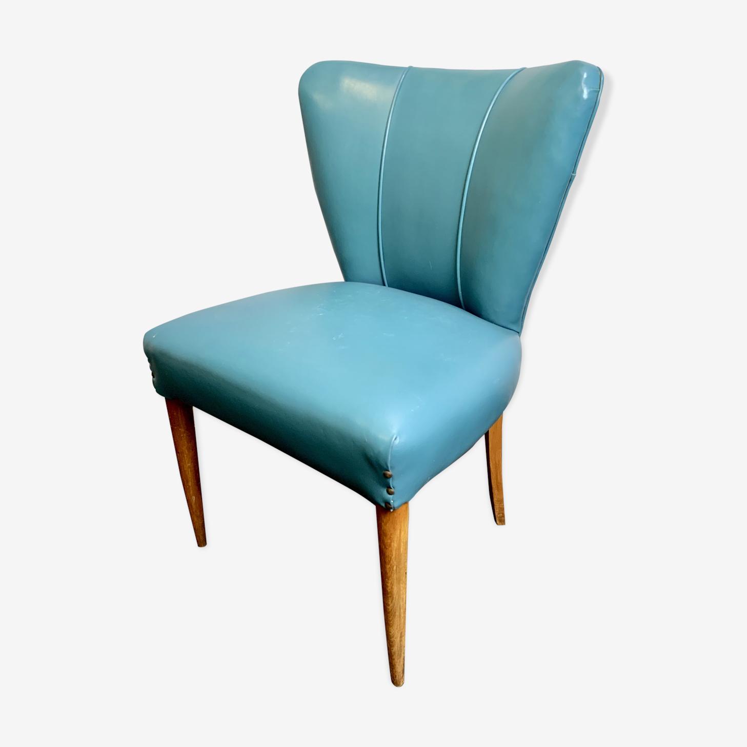 Chaise de cocktail italien vintage
