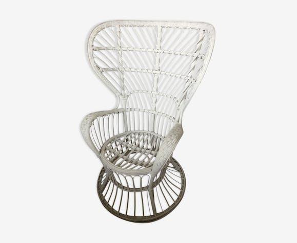 Fauteuil design Gio Ponti et Lio Carminati, édition Bonacina