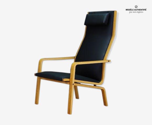 Fauteuil par Arne Jacobsen pour Fritz Hansen