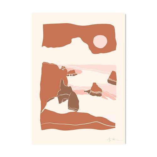 "Illustration ""Paysage n°1"""