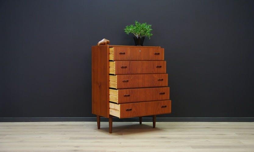 Chest of drawers danish design