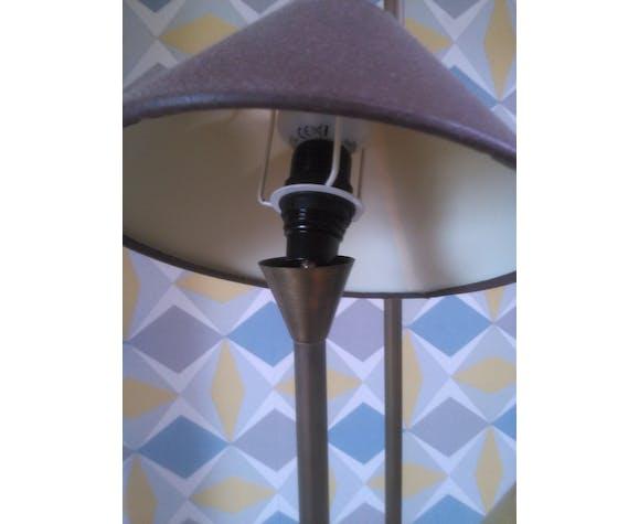 Lampadaire tripode Casadisagne avec tiges abat-jour articulées