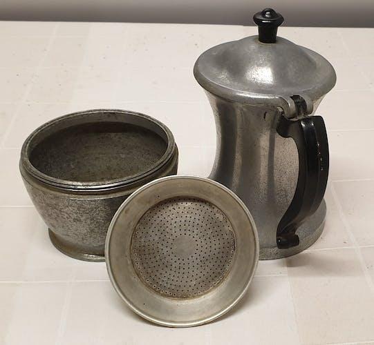 Vintage coffee maker