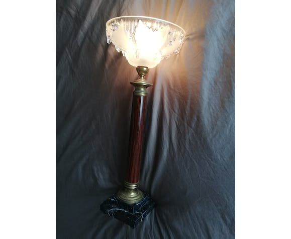 Ezan France foot lamp