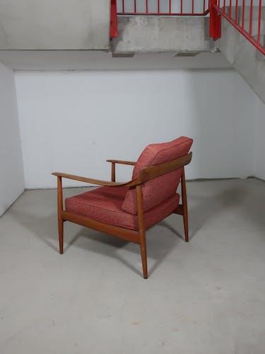 Fauteuil Knoll Antimott des années 60