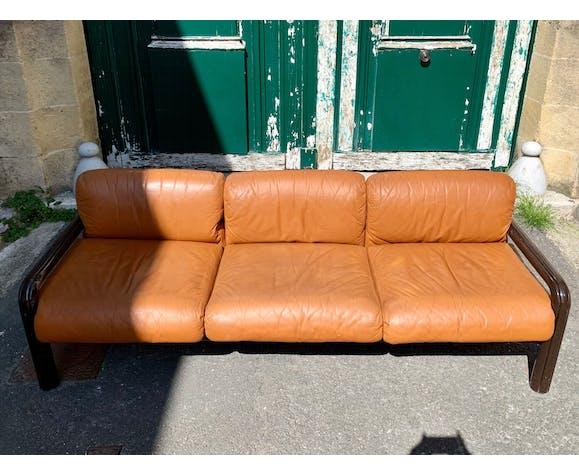 Canapé et 2 fauteuils Knoll par Gae Aulenti