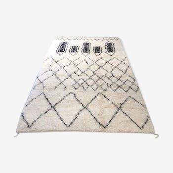 Beni ouarain carpet 260x160cm