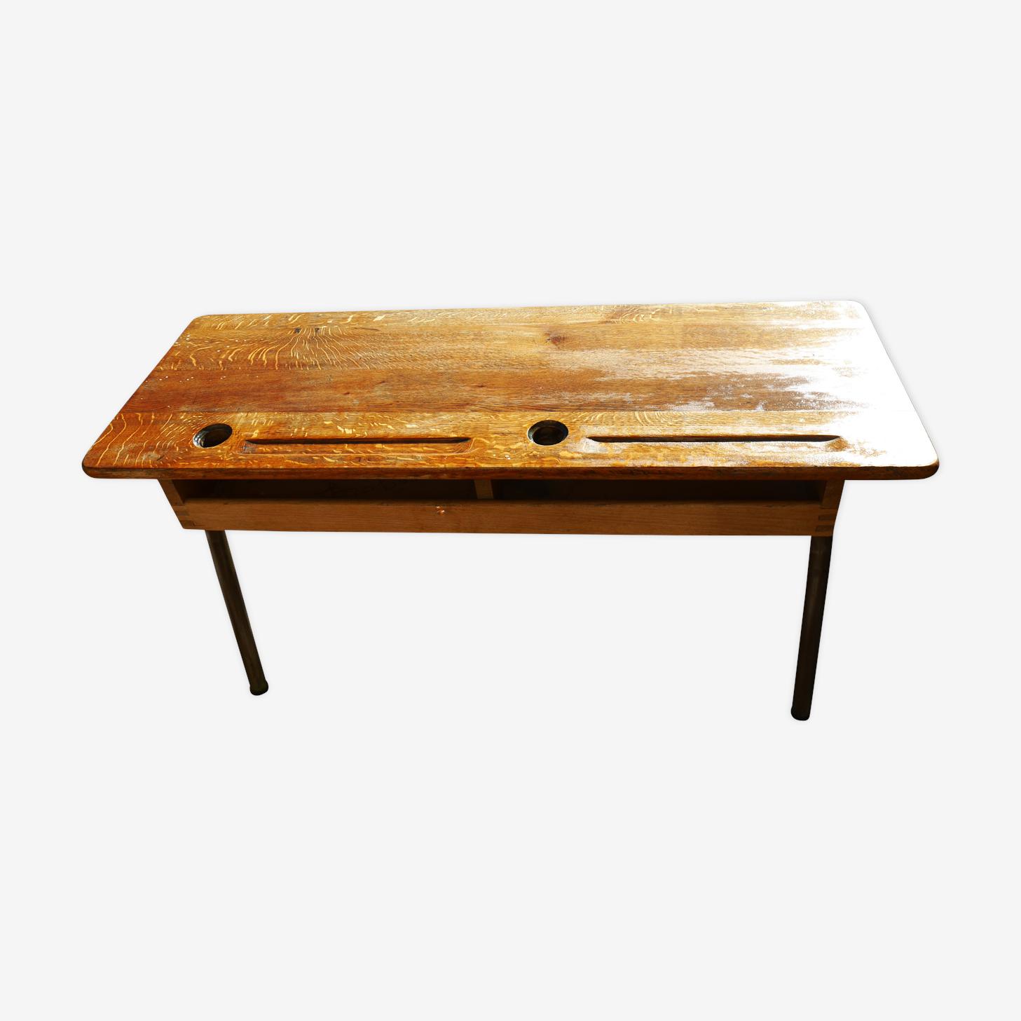 Desk schoolboy 60s